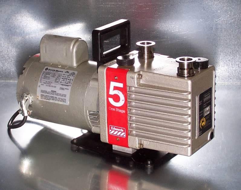Edwards E1M5 Direct Drive Vacuum Pump