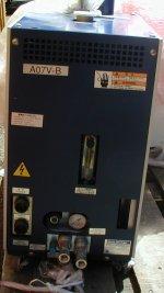 Ebara A07V-B