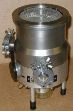 Leybold 150 Turbovac ISO63 Inlet Flange