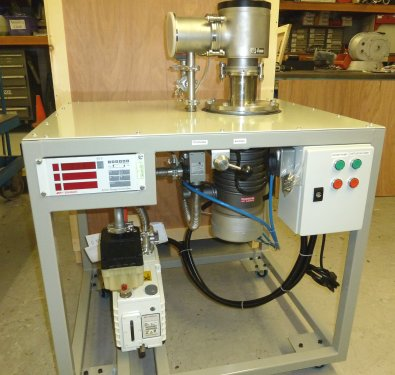 Island Scientific Diffusion Pumping System